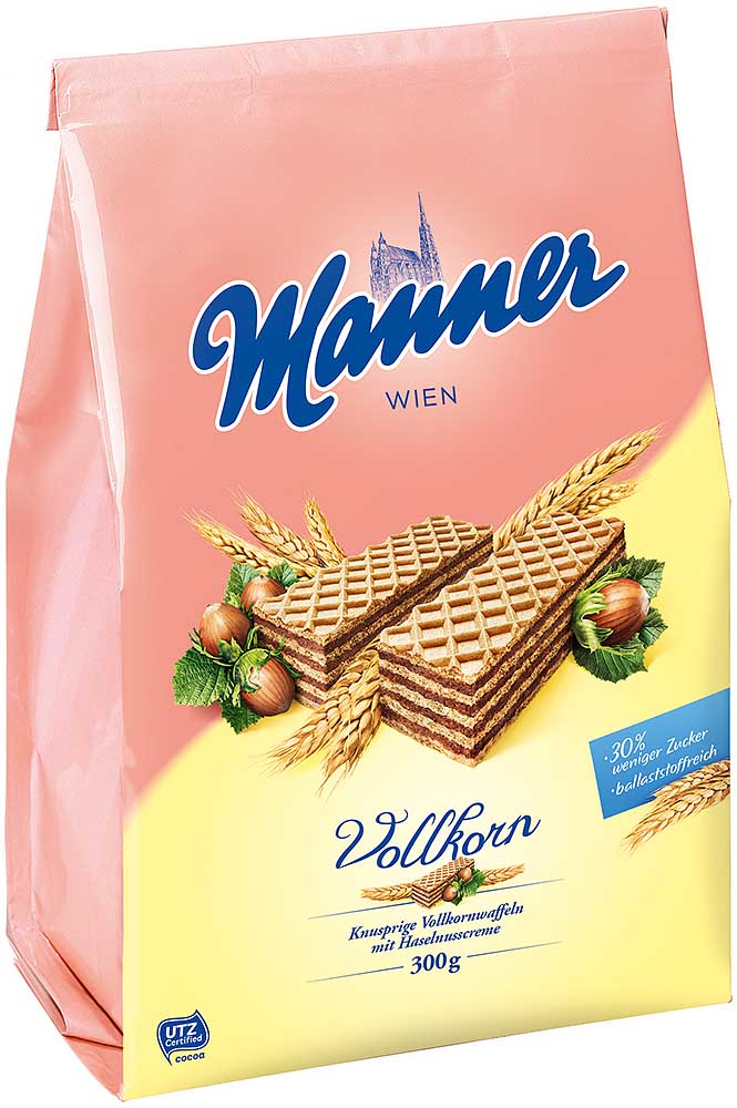 Manner Neapolitaner Vollkorn Sack