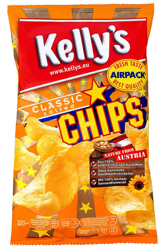 Kelly's Chips Classic