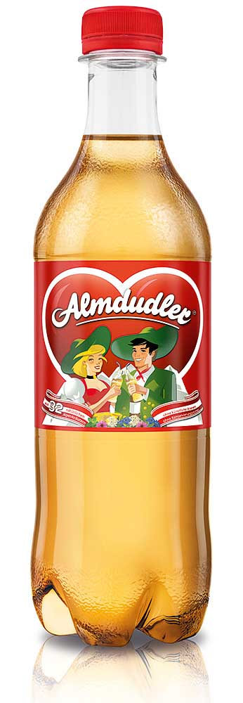 Almdudler traditionell 0,5l