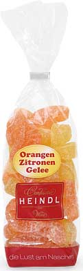 Heindl Gelee-Genuss Zitrone/Orange 300g