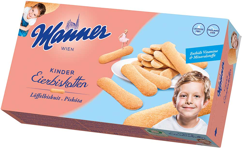 Manner Biskotten für Kinder