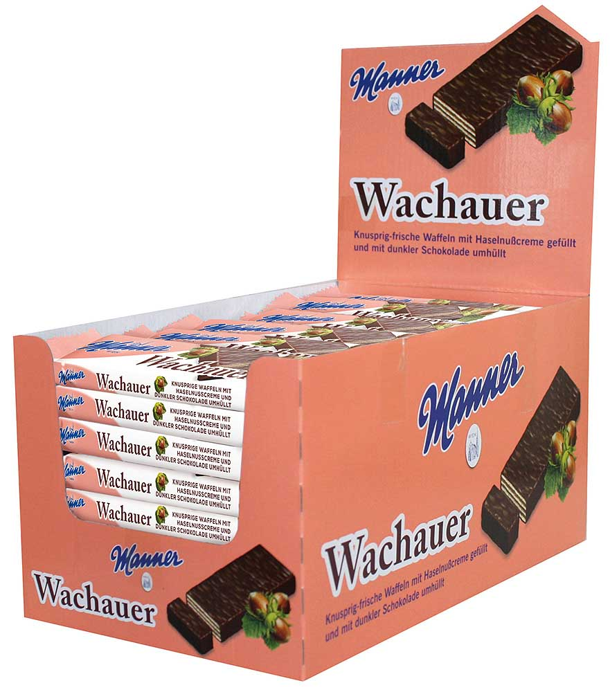 Manner Wachauer Schnitten XL Pack 30 Stk.