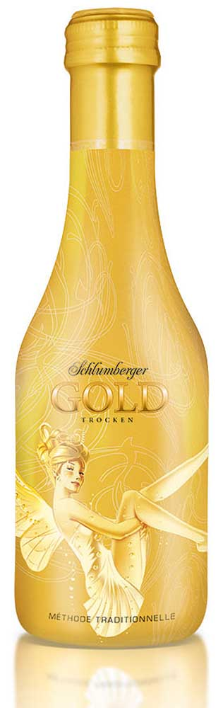 Schlumberger GOLD Secco Baby 12 x 0,2l