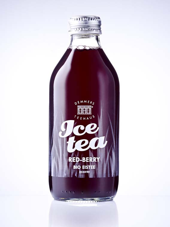 Demmers BIO ICE TEA Red Berry