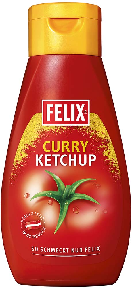 FELIX Curry Ketchup 450g