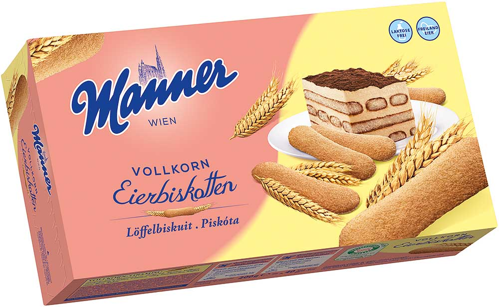Manner Vollkorn Biskotten