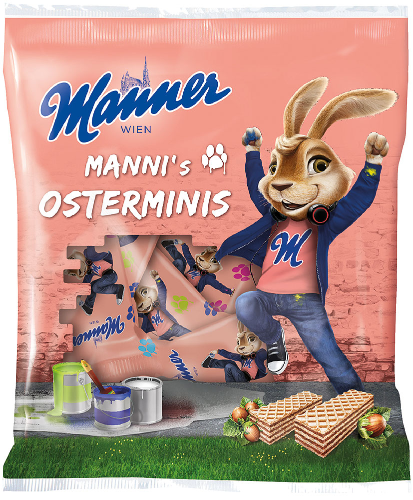 Manner Manni´s Osterminis