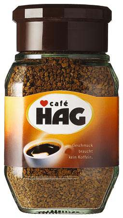Cafe HAG Instant