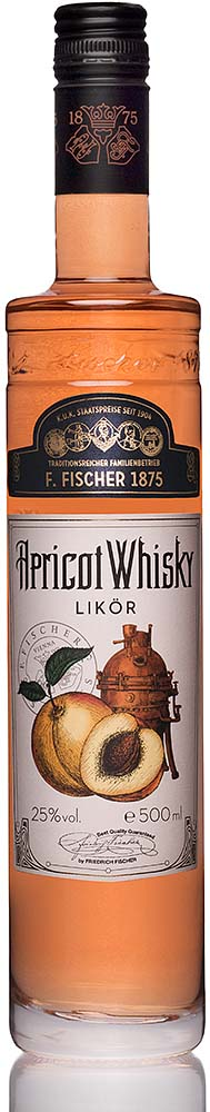 Apricot Whisky 0,5l / 32% Vol.